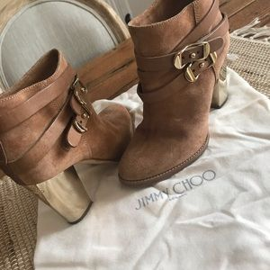 Jimmy Choo ankle boots SZ 38